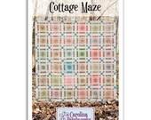 No. 009 -- Cottage Maze Quilt Pattern