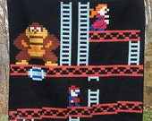 Donkey Kong Quilt