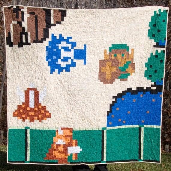 Zelda - The Quilt of Power