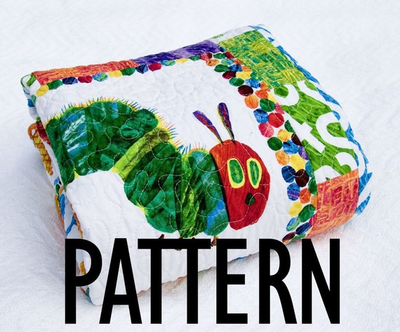 Looking for Breakfast A Quilt Pattern featuring The Very