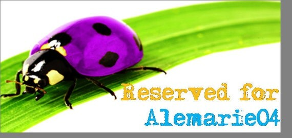 Reserved for Alemarie04 - Polymer Clay Earrings