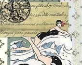 Card 15 . Midsummer Madness