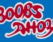 Boobs Ahoy T Shirt