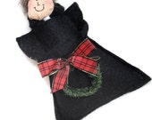 Catholic gift doll gift Priest ornament-Father Christmas