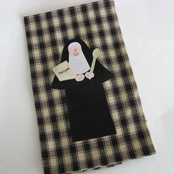 Nunderware-Mother Souperior tea-towel