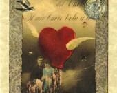 Linguaggio del cuore Valentine's Day Card