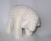 Waldorf Knit Lamb Sheep 5 inches tall