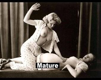 Mature Lesbian Art Pics 107