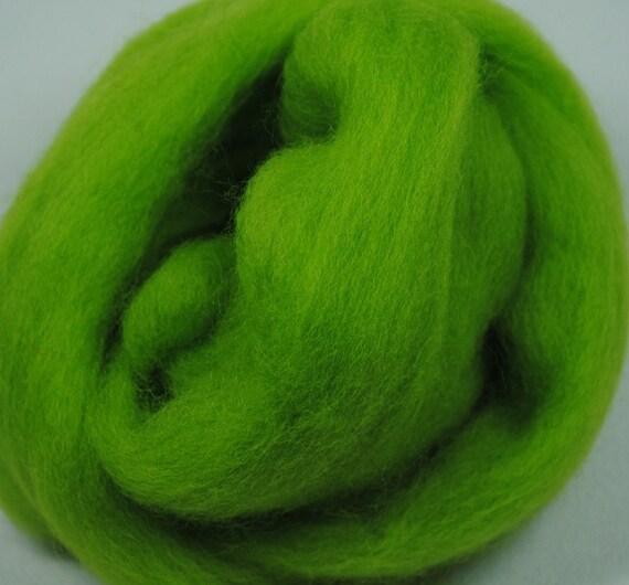 Spring Green wool
