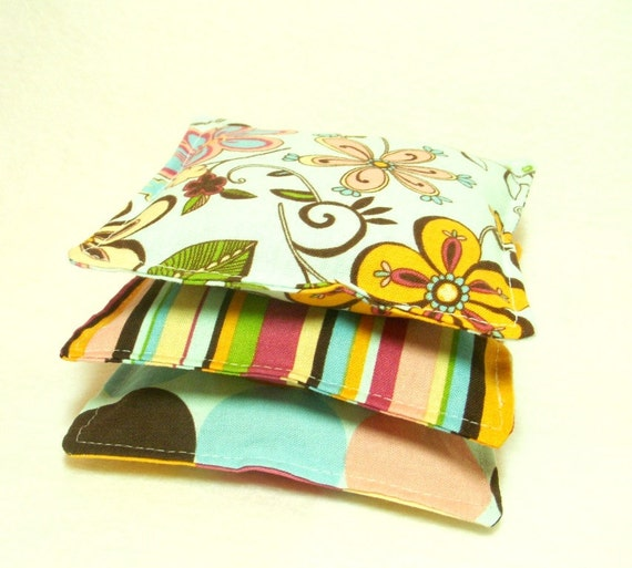 Lovely Lavendar Sachets - Set of 3 -  Modern Sweetie Collection