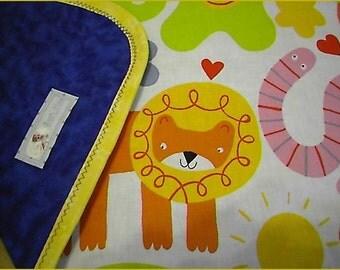 Stroller Blanket of Imported Cotton from Sweden