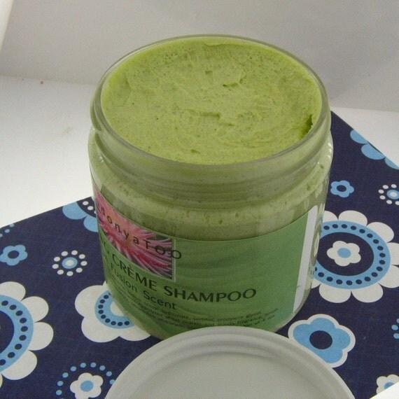 Gudonya Salty DAWG Cream Shampoo (tm) - Spa Fusion--- vegan --- 4oz Jar