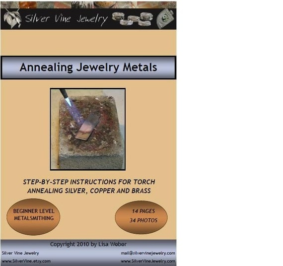 How to Make Jewelry - Annealing Jewelry Metals Tutorial