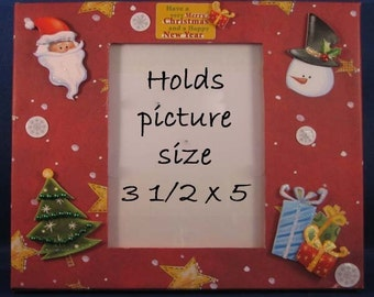Christmas/Holiday Picture Frames