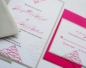 Everlasting Wedding Invitation Set