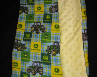 Popular Items For Tractor Blanket On Etsy