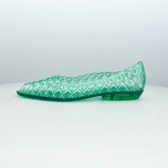 Jelly Shoes Size
