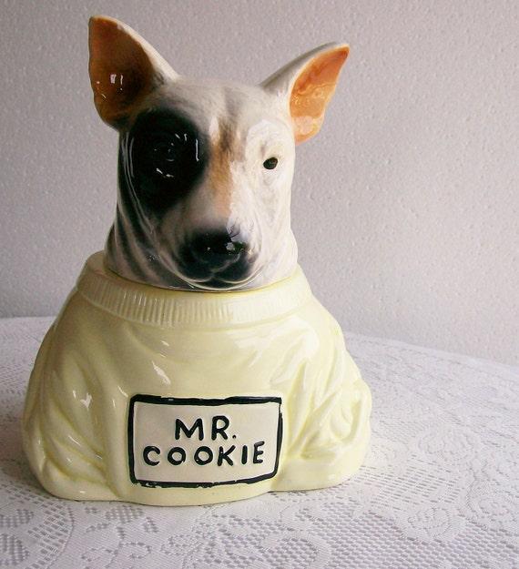 Cookie Jar Spuds McKenzie Mr. Cookie Vintage Taiwan