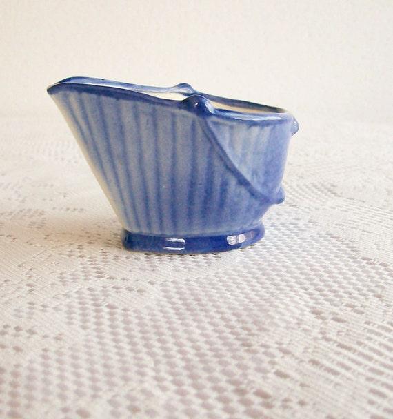 Ceramic Creamer Vintage Brayton Laguna