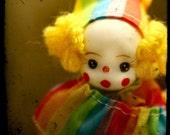 Killer Klown - Fine-Art Clown Print - 8x8