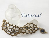 Beaded Bracelet Tutorial Lacy Lapis