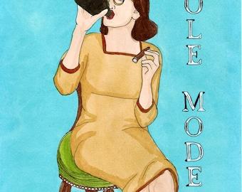 Role Model Digital print - 8x10