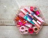 Vintage Pink Craft Inspiration