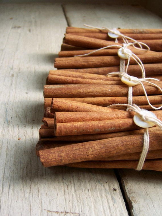 Cinnamon Sticks - 4 Bundles