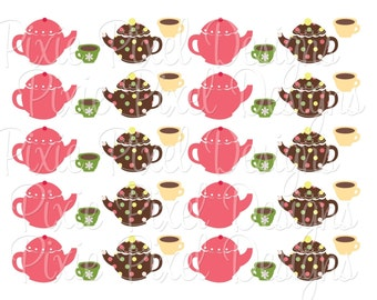 M2MG Tea for 2 v2 Print Your Own Ribbon Graphics