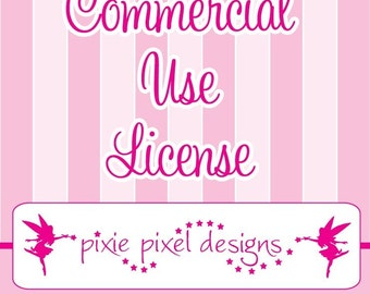 Commercial Use License for Bottle Cap Graphics