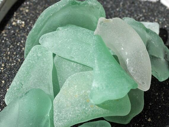 Genuine Sea Glass Supply, 13 pcs