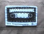 Cassette Tape Feltie