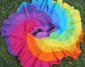 Rainbow Redondo Skirt size 5/6