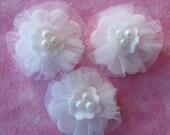 White Elegant Flowers