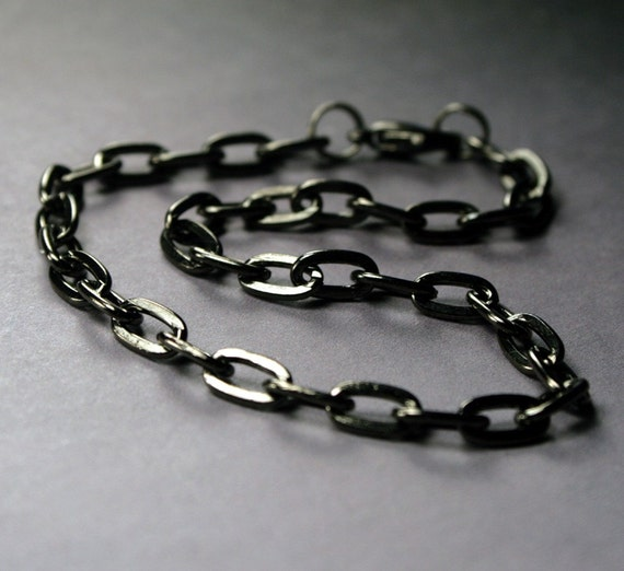 Reserved for KHilton It Was a Dark and Stormy Night.... Unisex Bracelet