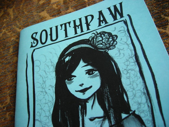 SOUTHPAW volume 1 - ONLY ONE LEFT