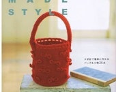 Japanese Crochet Purses Bags Pouches NEW