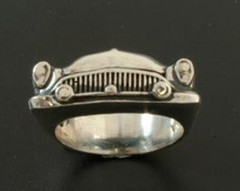1953 Buick Ring in Sterling Silver