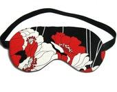 Sleep Eye Mask - Poppy Lane