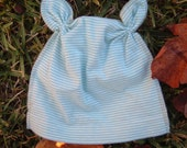 funny bunny hat (0-3, 6-12 months)