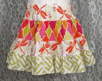 size 18-24mo - GRAND BAZAAR Tiered Skirt - Boutique Girls Skirt