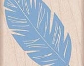 Hero Arts Rubber Stamps Bold Tropical Leaf E4221