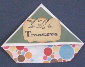 Corner Bookmark Treasures