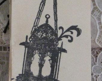 Maracon Lamp Gift Tags Set of 8