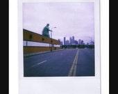 Godzilla Does Minneapolis Postcard