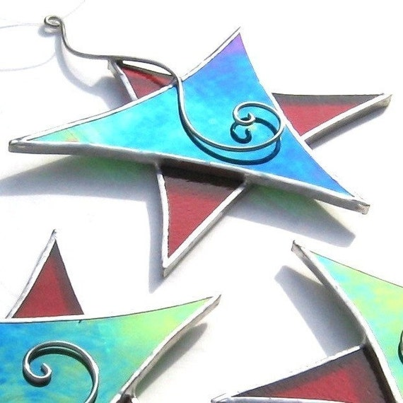 Christmas Stained Glass Ornaments Part - 22: Like This Item?