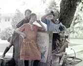 The Neighborhood Kids and Summer Pop Stand