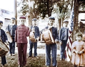 American Patriotic Boys Marching Band