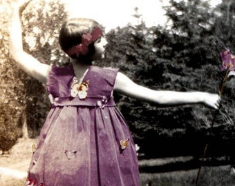 Butterfly Fairy Princess 1920s