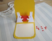 Listing for LAURA. Dead Cute Gift Tags. Set of 8